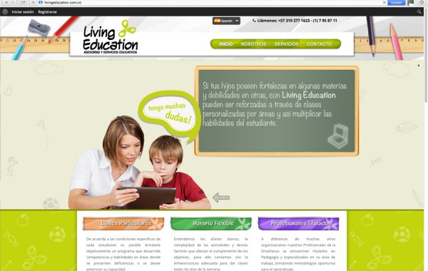 Living Education